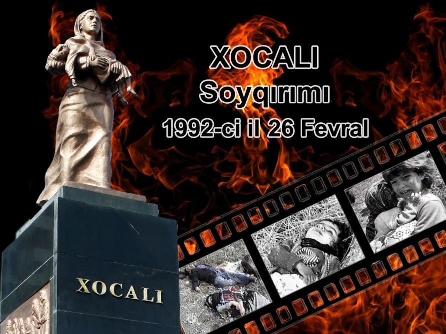 Plan of events on 27th anniversary of Khojaly genocide approved