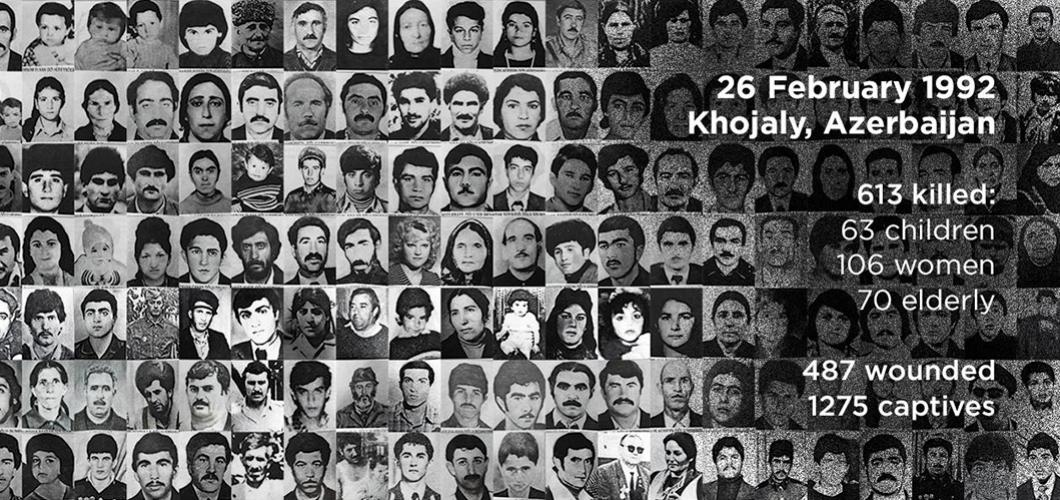 "Khojaly in living memory/ ""Justice for Khojaly"" international awareness campaign"