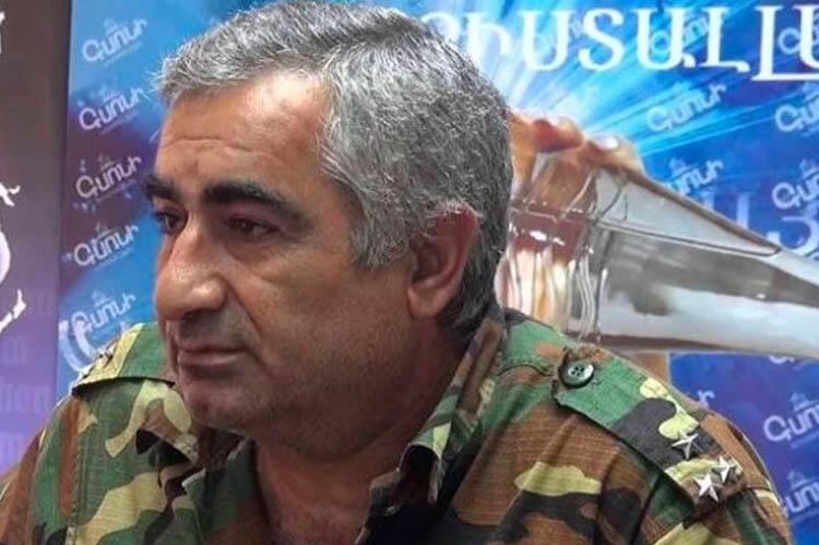 Armenian colonel, involved in mining Lachin and Kalbajar districts, placed on int'l wanted list