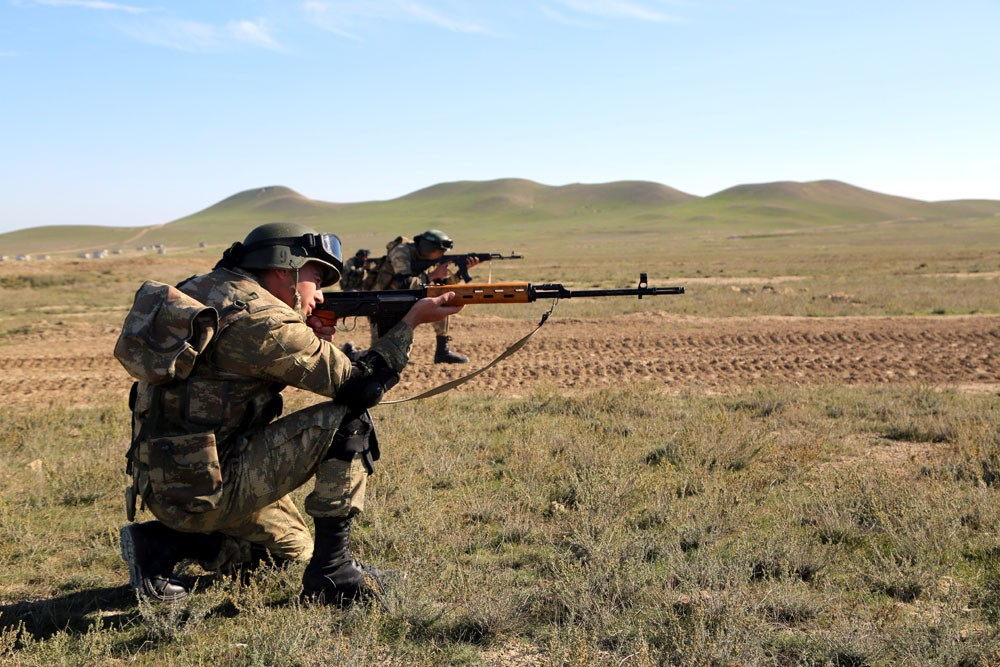 Military units of the armed forces of Armenia violated ceasefire 23 times throughout the day in various direction of the front, using large-caliber machine guns.