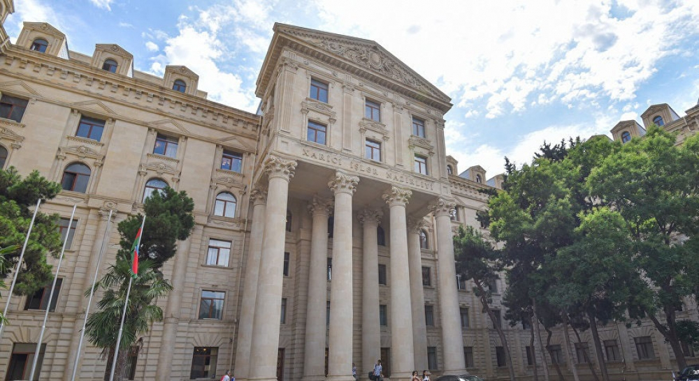 Azerbaijan's MFA: Talking about peace by occupant country is hypocrisy at the highest level