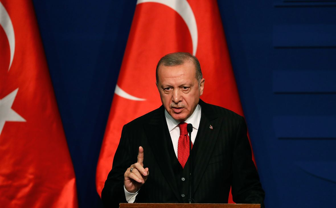 As a result of 44-day war, Karabakh returned to its owners - Erdogan