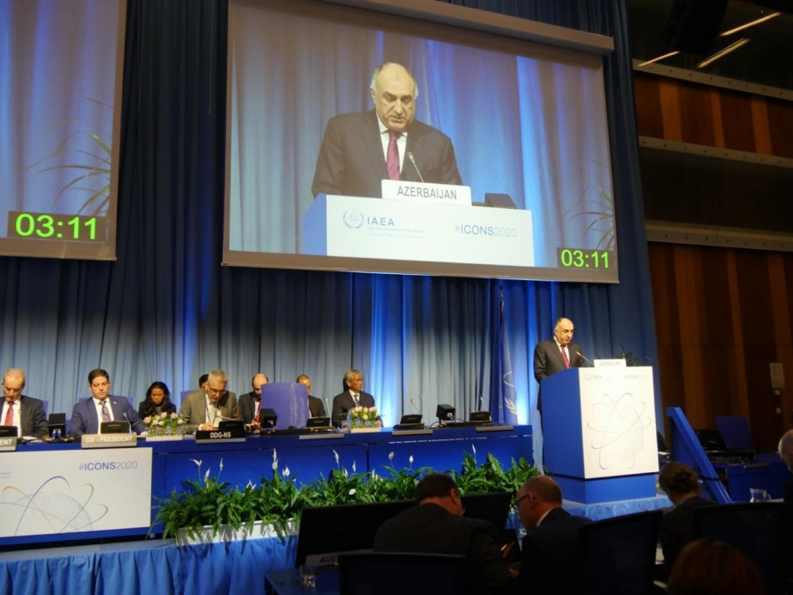 FM Mammadyarov: Azerbaijan attaches great importance to maintaining and further strengthening nuclear security