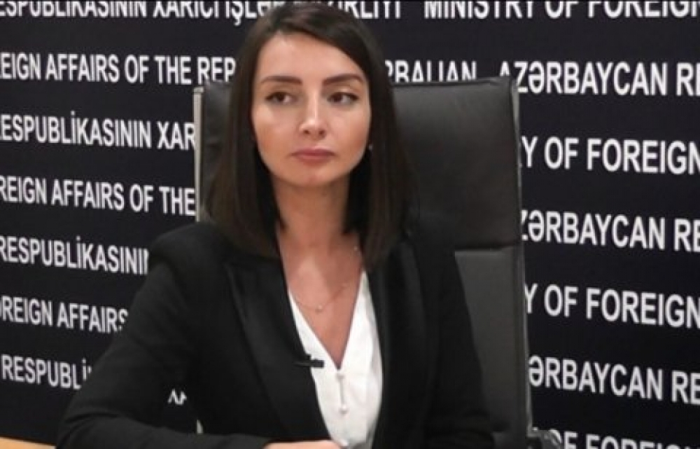 Azerbaijan's Foreign Ministry: Armenia's policy aimed at escalating tension is a major obstacle to peace and security in the region