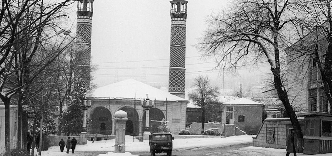 Shusha city, Azerbaijan, February 1992