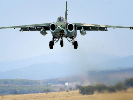Another Su-25 aircraft of Armenia shot down - Defense Ministry