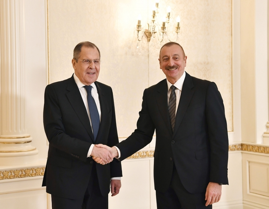 President Ilham Aliyev: A promising new situation has emerged in the region