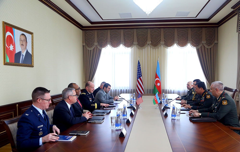 Commander of U.S. Transportation Command hails Azerbaijani peacekeepers` contribution to Afghan mission