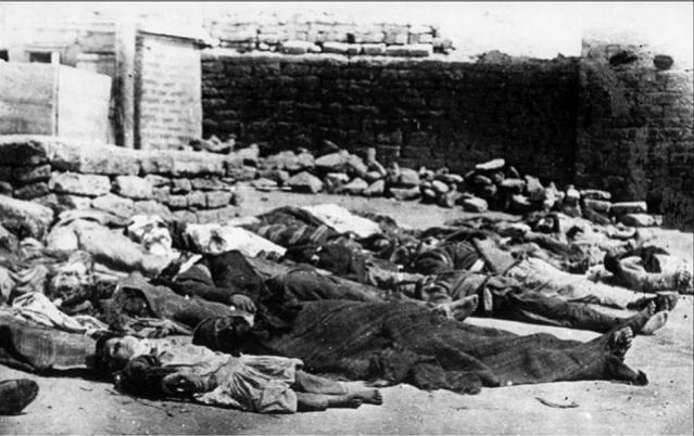 Ethnic cleansing against Azerbaijanis