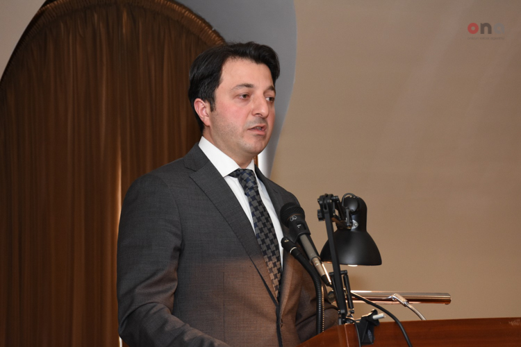 """Tural Ganjaliyev: """"Armenia promotes xenophobia and ethnic hatred against Azerbaijanis at state level"""""""