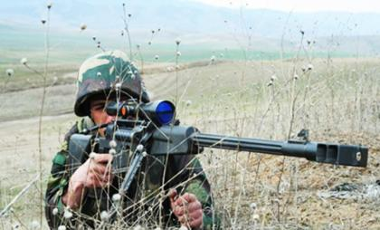 Military units of the armed forces of Armenia violated ceasefire 27 times throughout the day.