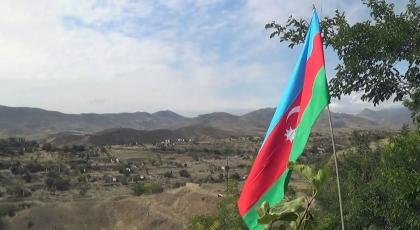 Azerbaijani cities, settlements and villages liberated from occupation
