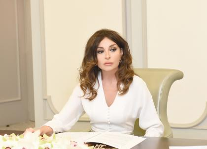 Mehriban Aliyeva : J'appelle les organisations «Freedom House», «Amnesty International» et «Human Rights Watch», qui se déclarent défenseurs des droits de l'homme, à évaluer équitablement les incidents commis