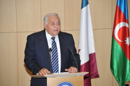 Azerbaijani parliament speaker gives weighty response to lies of Armenian MP