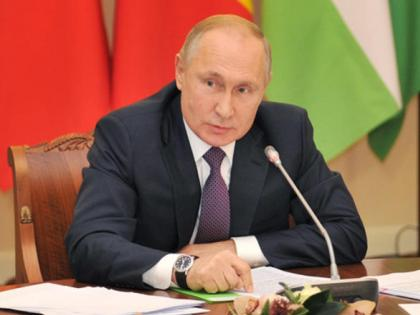 Russian peacekeepers ensure peace and security in Karabakh, says Putin