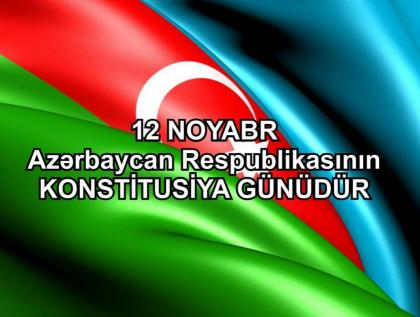 Azerbaijan marks Constitution Day