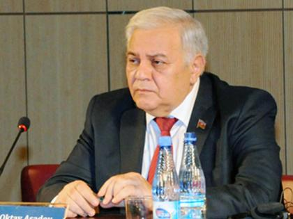 Azerbaijani speaker sure of Karabakh conflict settlement by principles of int'l law