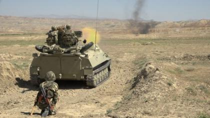Minister: Azerbaijani army ready to demonstrate April 2016 victory at any moment