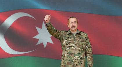 Address by President of the Republic of Azerbaijan and Victorious Commander-in-Chief Ilham Aliyev to the nation - 08.11.2020