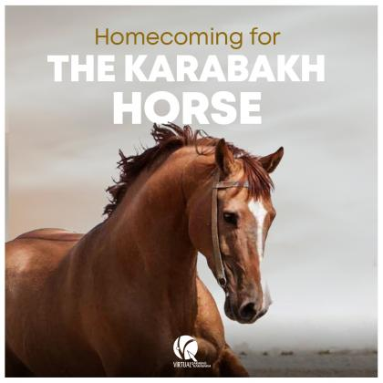 Homecoming for the Karabakh Horse