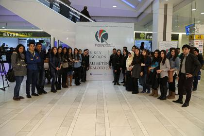 Virtual awareness campaign about the Khojaly genocide organised by the ''Virtual Karabakh'' Information Communication Technologies Centre