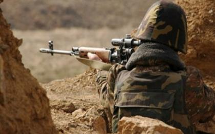 Military units of the armed forces of Armenia violated ceasefire 26 times throughout the day.