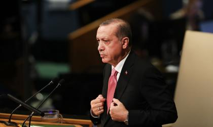 Erdogan: Despite efforts, Turkey couldn't prevent occupation of Nagorno-Karabakh