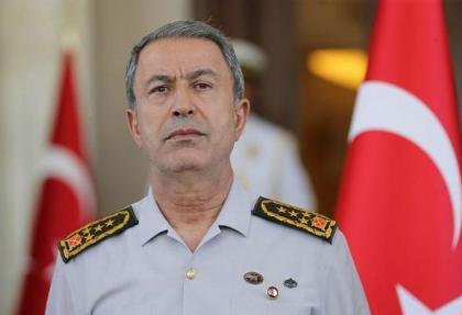 "Turkish Defence Minister: ""We stand by Azerbaijan against occupant Armenia"""