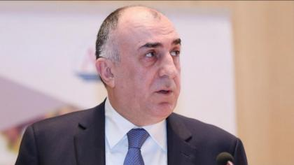 Azerbaijani FM: If it were not for occupation of our territories by Armenia, this country would have direct swift railway link with Iran through Nakhchivan