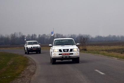 OSCE monitoring on Azerbaijan-Armenia state border ends without incident