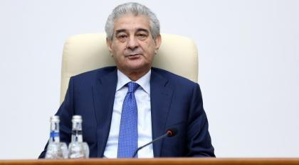 Deputy PM: Azerbaijan to restore its territorial integrity