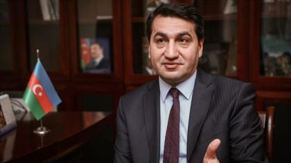 Hikmat Hajiyev: Armenian troops should be withdrawn from occupied Azerbaijani territories
