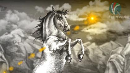 """THE KARABAKH HORSE"" - ANIMATED FILM (AZERBAIJAN  LANGUAGE)"