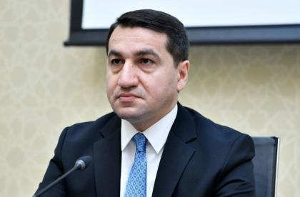 Assistant to Azerbaijani president calls on int'l organizations to condemn incident in Kalbajar district