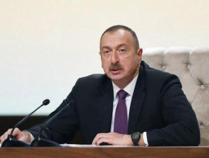Azerbaijani Army liberates 13 villages, Aghband settlement of Zangilan district - Azerbaijani president