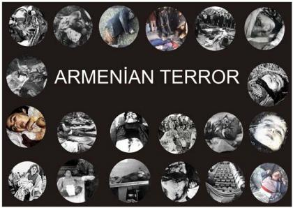 The Armenian Question and Armenian terror