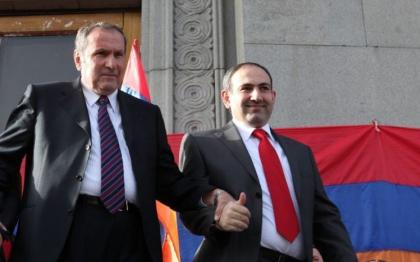 "Pashinyan: ""In 2018, Ter-Petrosyan suggested me to return territories in Karabakh"""