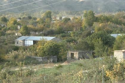 Azerbaijan's Defense Ministry releases video footages of liberated Giyasli and Sariyatag villages of Gubadli district