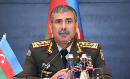 Minister: Army building is developing at high level in Azerbaijan