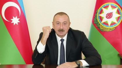 President Ilham Aliyev announced names of villages of Zangilan, Jabrayil and Gubadli districts liberated from occupation yesterday