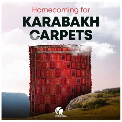 Homecoming for Karabakh Carpet