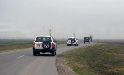 Next ceasefire monitoring to be conducted on LoC of Azerbaijan and Armenia armed forces