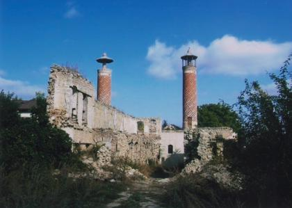 Armenian vandalism: Destroyed religious and historical monuments, ruined cities and villages -PHOTOS