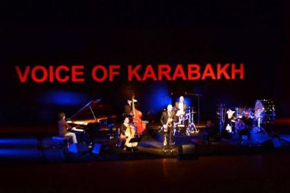 "Presentation of the music album ""Voice of Karabakh"" takes place at the Heydar Aliyev Center"