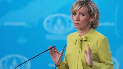 Zakharova: Work underway on future substantive meetings with Azerbaijan at ministerial level