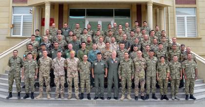 Baku hosted NATO evaluation exercises