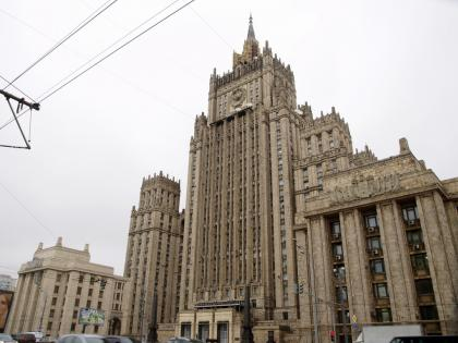 Russian MFA: Very high level of bilateral relations between Russia, Azerbaijan