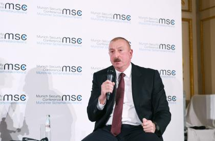 Ilham Aliyev: Armenian leaders, always in very decisive moment of negotiations, found some excuses in order not to continue