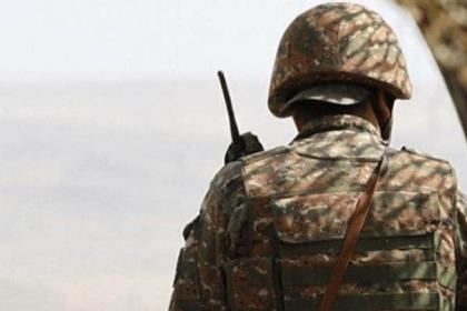 Chief of staff of Armenian Army motorized rifle division killed