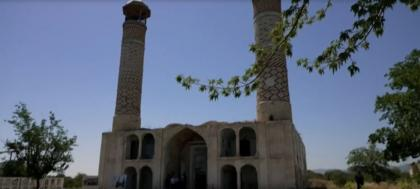 Website of Belgian VRT TV channel shows footage of Azerbaijan's liberated Aghdam